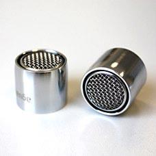Wasserspar-Strahlregler mit Innengewinde M22x1 (Mischdüse, Luftsprudler)
