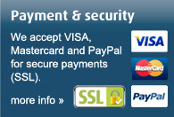 Payment & Security